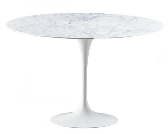 Runder marmortisch 110 cm montecarlo designs for Marmortisch modern