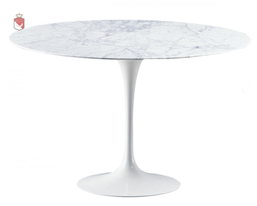 Runder marmortisch 90 cm montecarlo designs for Marmortisch modern