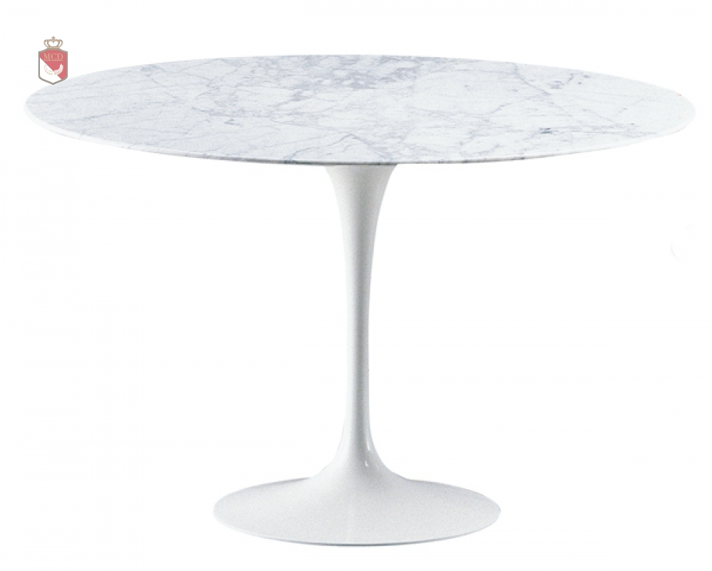 Table marbre 140 cm ronde - Montecarlo-Designs