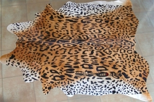 Calf Hide Carpet Lepard